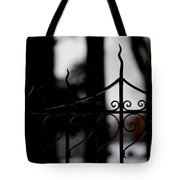 Gated Woods Tote Bag