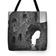 Gatehouse At Nenagh Castle Ireland Tote Bag