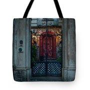 Gates Of Charleston Sc Tote Bag