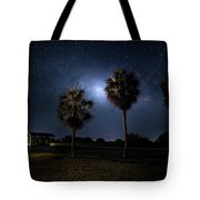 Gates To The Galaxy Tote Bag