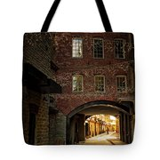 Gateway At The Rotermann Area Tote Bag