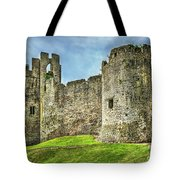 Gateway To Chepstow Castle Tote Bag