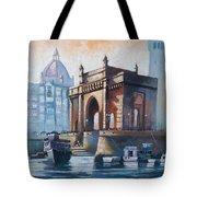 Gateway To India Tote Bag