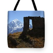 Gateway To The Gods 2 Tote Bag by James Brunker