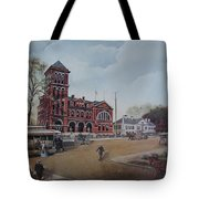 Gateway To The Queen City Tote Bag
