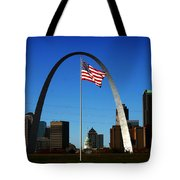 Gateway To The West Tote Bag