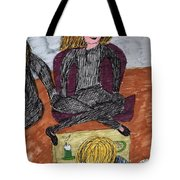 Gathering Of Friends Tote Bag