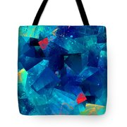 Gathering Of The Squares Tote Bag