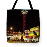 Gatlinburg Downtown, Gateway To The Great Smoky Mountains National Park Tote Bag