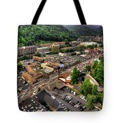 Gatlinburg Tennessee Tote Bag