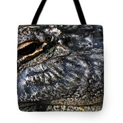 Gator Eye Tote Bag
