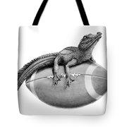 Gator Football Tote Bag