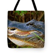 Gator Head Tote Bag