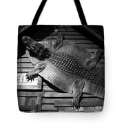 Gator Hide Tote Bag