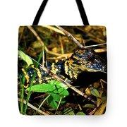 Gator Paint Tote Bag