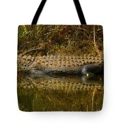Gator Relection Tote Bag