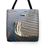 Gator Tail Tote Bag