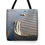 Gator Tail Tote Bag
