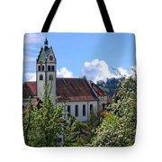Gattnauer Parish Church Tote Bag