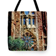 Gaudi Barcelona Tote Bag by Tom Prendergast