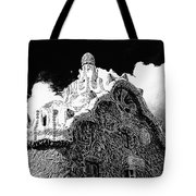 Gaudi House Tote Bag