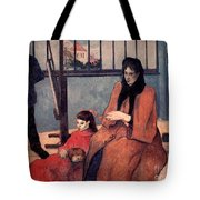 Gaugin: Family, 1889 Tote Bag