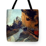 Gauguin: Alyscamps, 1888 Tote Bag