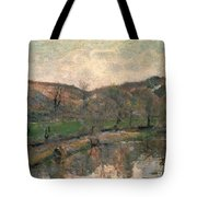 Gauguin: Brittany, 1888 Tote Bag