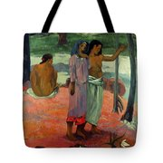 Gauguin: Call, 1902 Tote Bag
