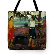 Gauguin: Pandanus, 1891 Tote Bag by Granger