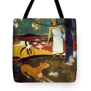 Gauguin: Pastoral, 19th C Tote Bag