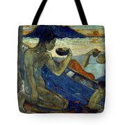 Gauguin: Pirogue, 19th C Tote Bag