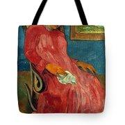 Gauguin: Reverie, 1891 Tote Bag