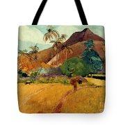Gauguin: Tahiti, 1891 Tote Bag