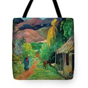 Gauguin Tahiti 19th Century Tote Bag