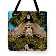 Gaurdian Of The Woods Tote Bag
