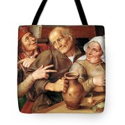 Gay Company Tote Bag