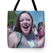 Gay Pride Parade 3 Tote Bag