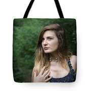 Gaze Upon Nature Tote Bag