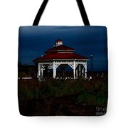 Gazebo  22 Fletcher Lake Tote Bag