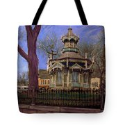 Gazebo At Wisconsin Club Tote Bag