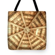 Gazebo Roof Tote Bag