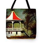 Gazeebo Tote Bag