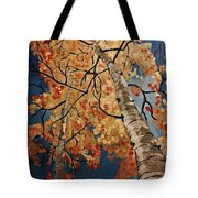 Gazing In Colorado Tote Bag