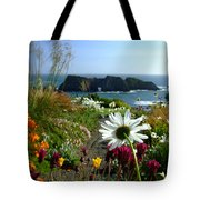 Gazing Toward The Sea Tote Bag