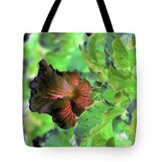 Gazing Up  Tote Bag