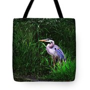 Gbh In The Grass Tote Bag