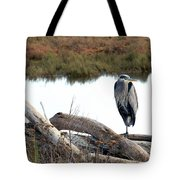 Gbh On Log Tote Bag