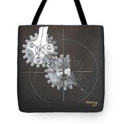 Gears No1 Tote Bag