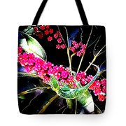 Gecko Berry Tote Bag